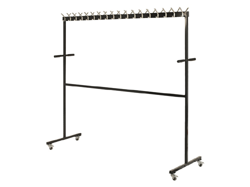 mobile coat rack hospisafe. Black Bedroom Furniture Sets. Home Design Ideas