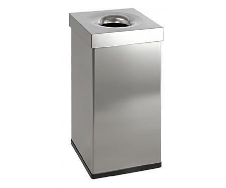 Selfextinguishing bins