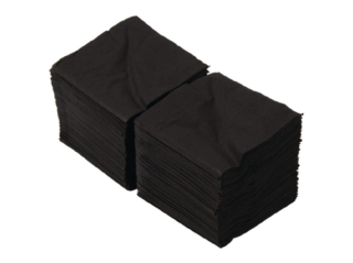 cocktail-napkins-black